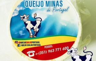 Queijo minas made in Portugal